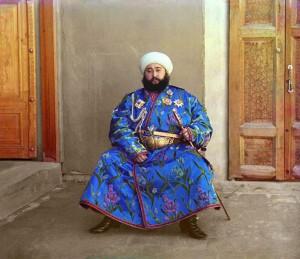 Bukhara - Emir - http://uzbekistan.visacenter.ca