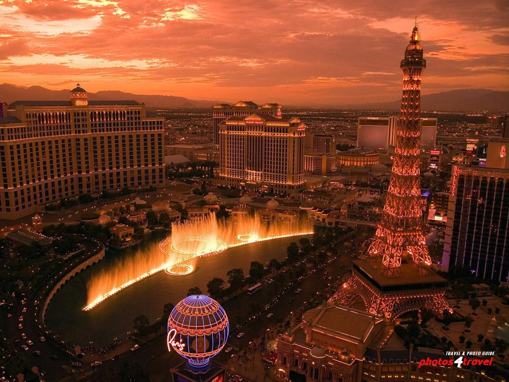 Travel News Destination Guide Dream Las Vegas USA