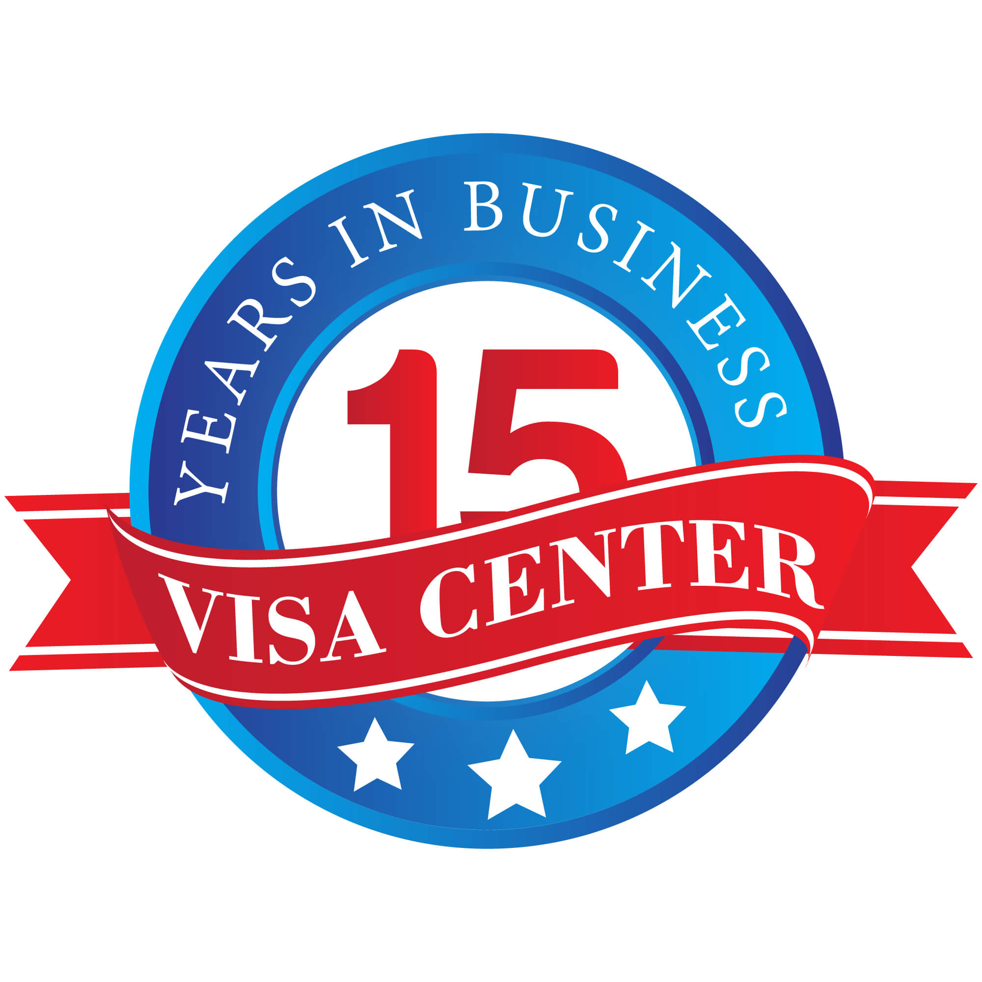 15 Years in Business Anniversary - Visa Center
