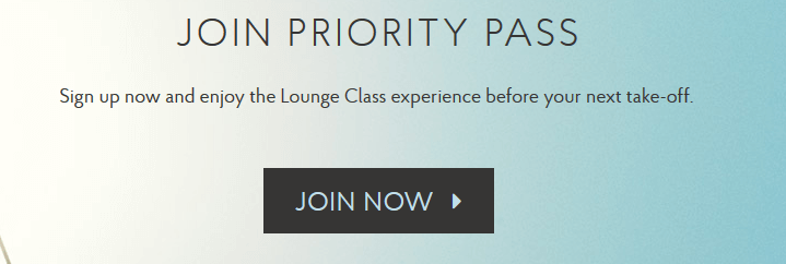 Get access to 1000 airport lounges